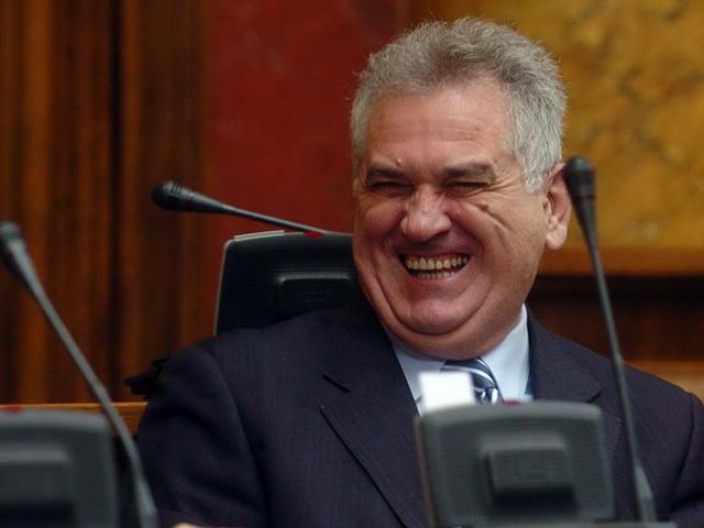 Bravo Tomo SrbinU!