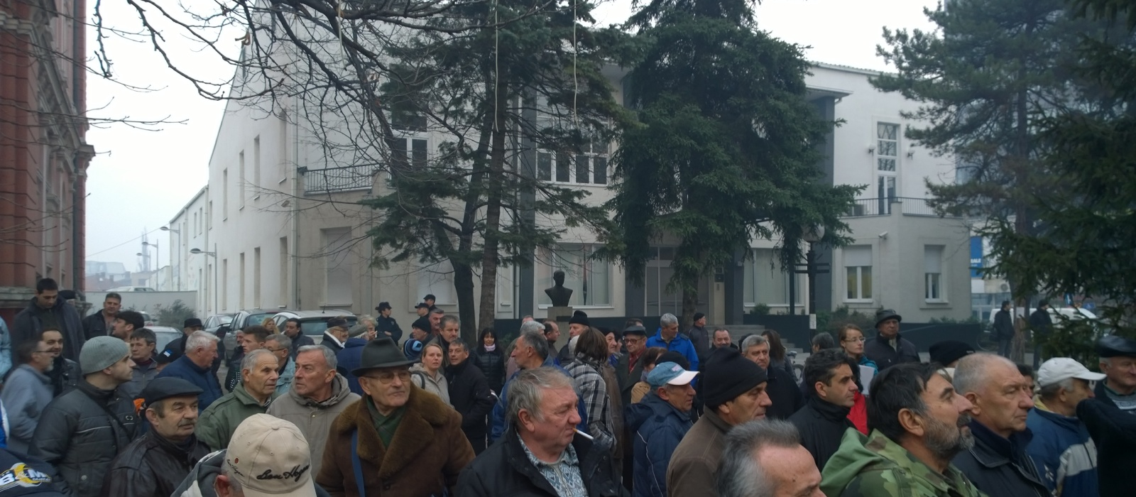 Zaječarci sve glasniji: Mirkoviću i Ognjenoviću DOSTA JE BILO!