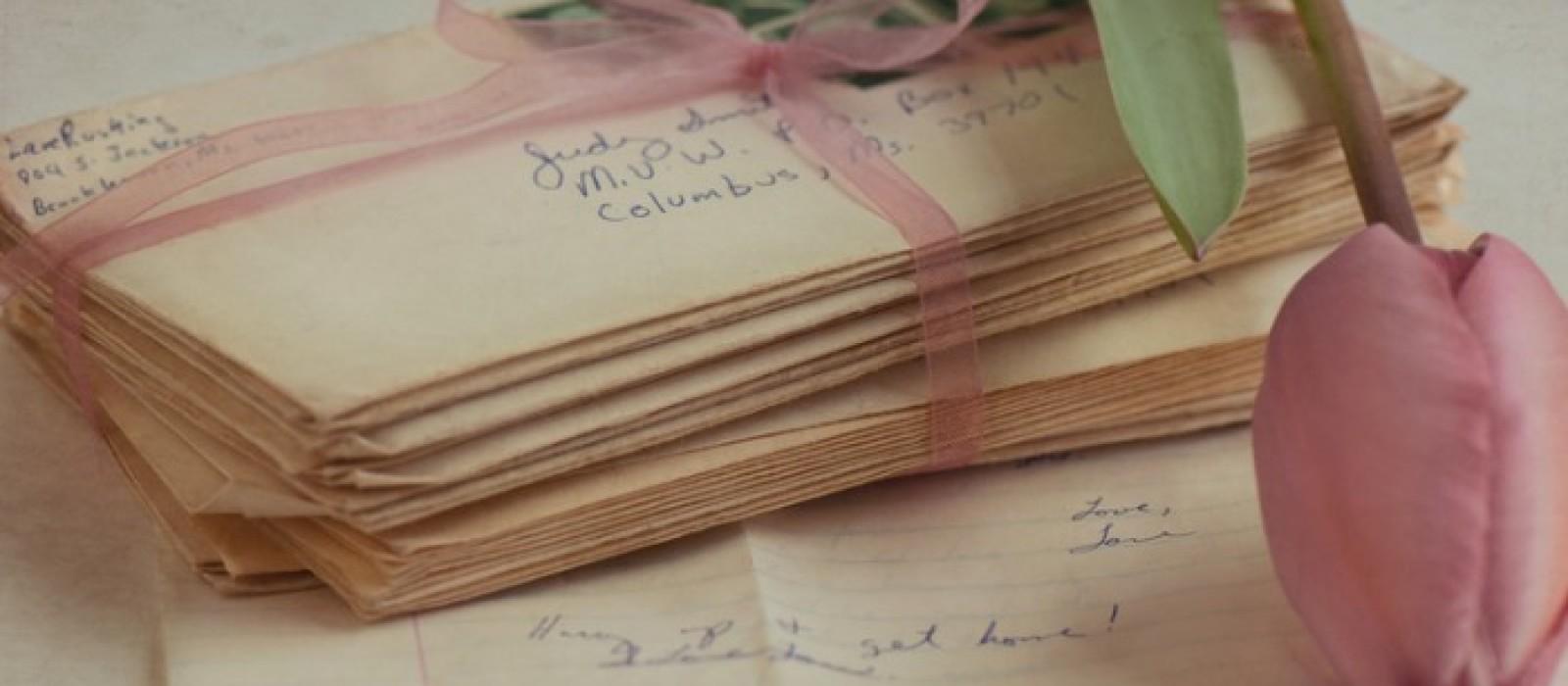 Ipak poželim neko pismo