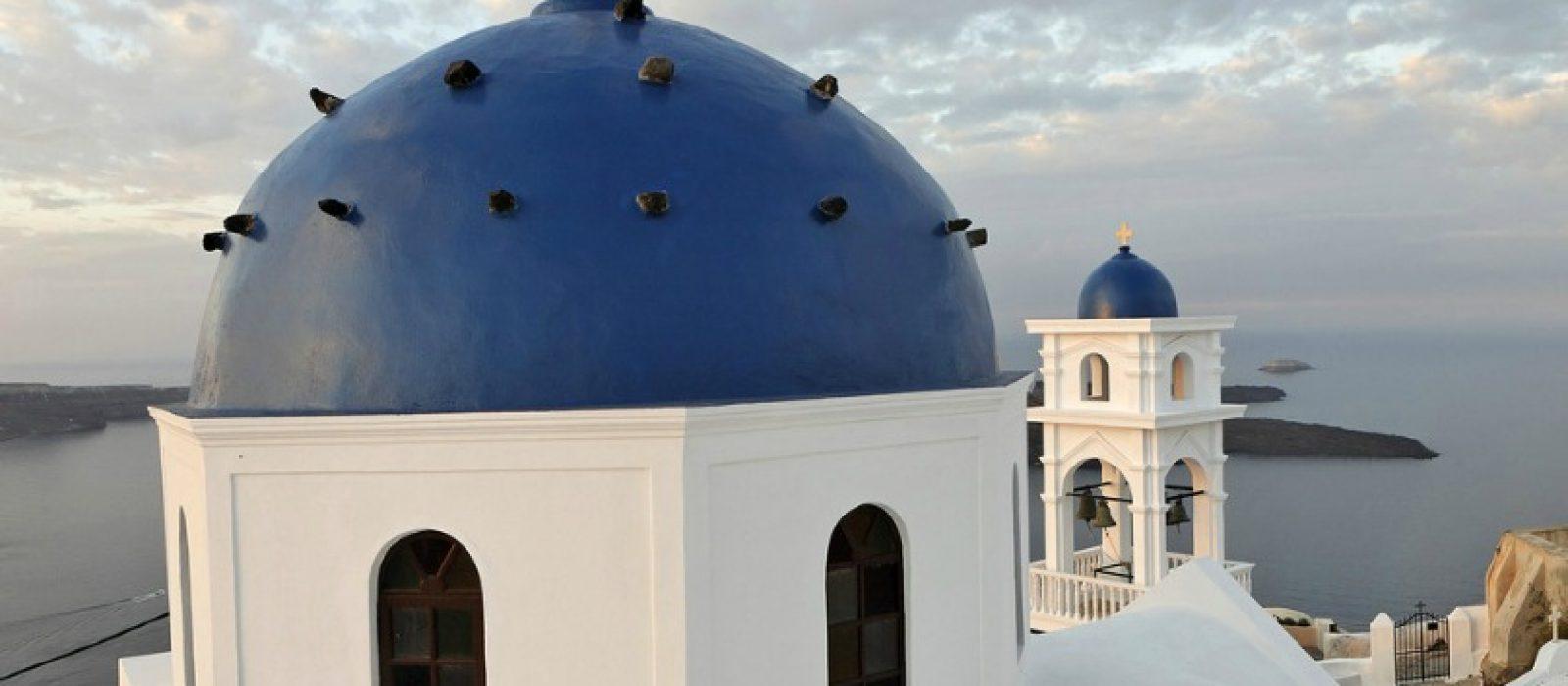 Povratak na Santorini, četrnaesti deo