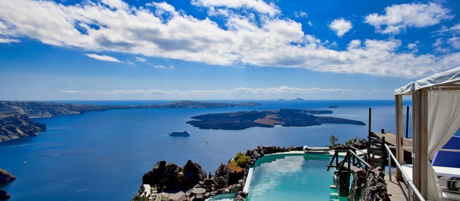 Povratak na Santorini, osmi deo