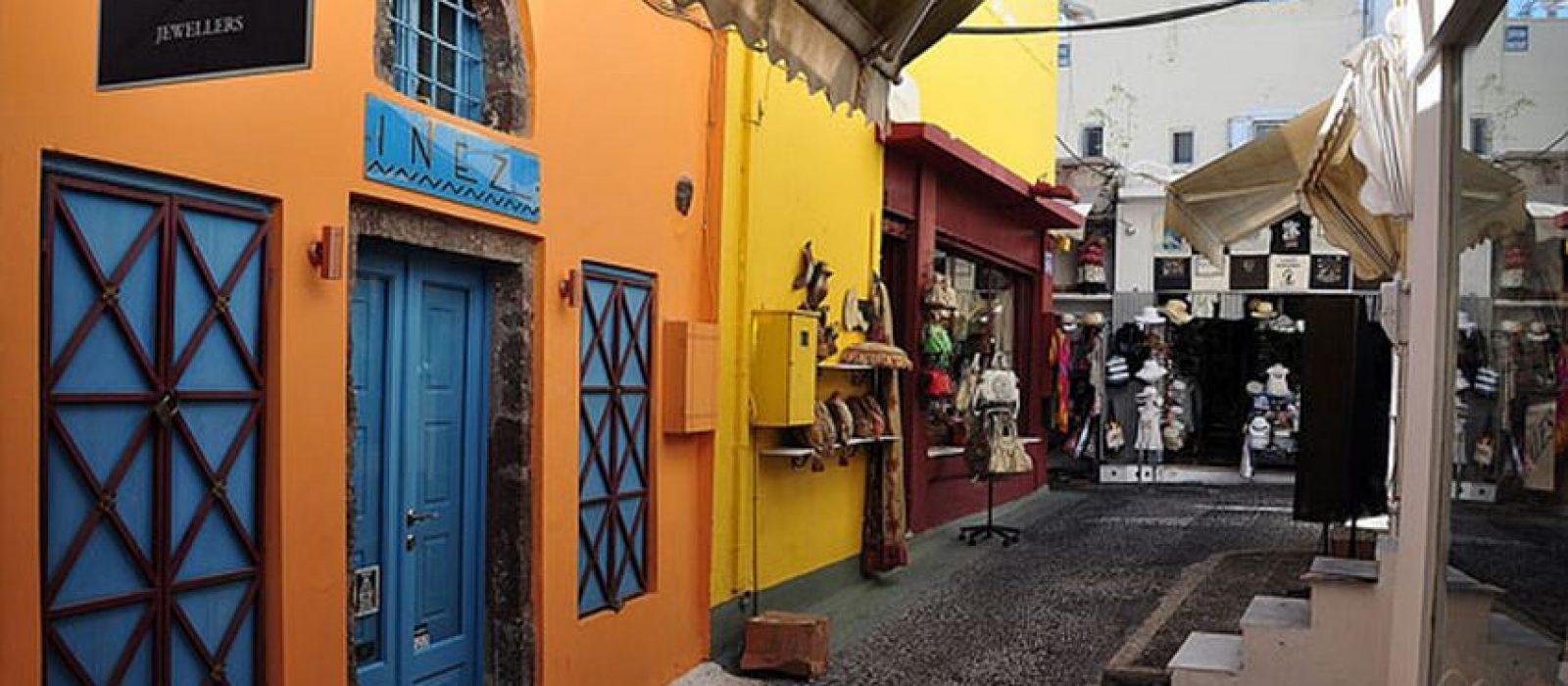 Povratak na Santorini, četvrti deo