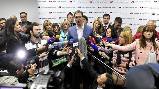 Vučić jasno i glasno odgovorio Saši Mirkoviću