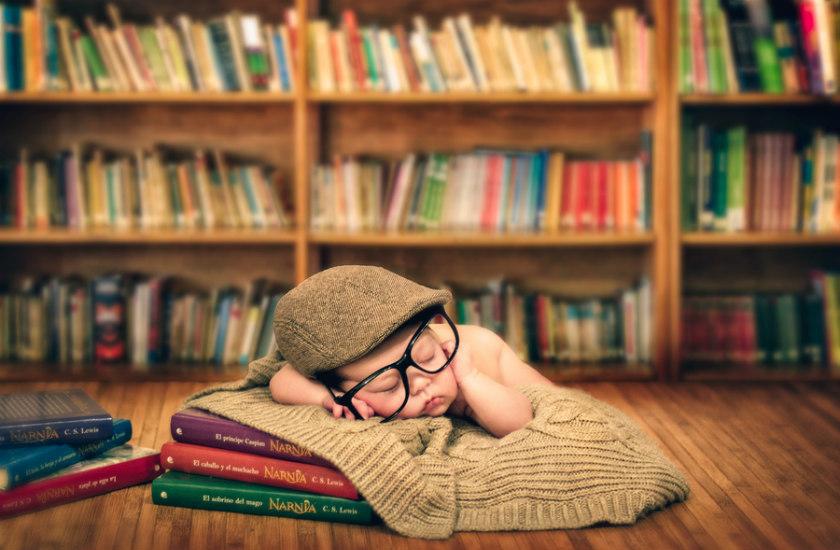 Biblioteke se ne prave, one rastu